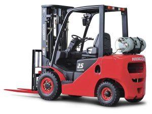 Tìm hiểu về các loại và cach sử dụng xe nâng 3 tấn